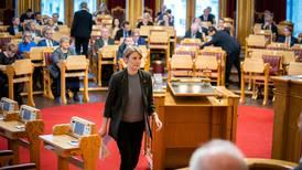 Starter abortslaget i Stortinget