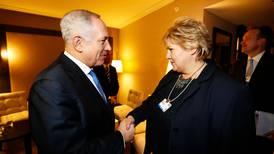 Sterk økning i handelen mellom Norge og Israel