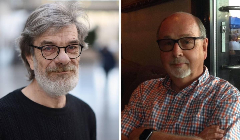 Oddbjørn Johannessen og Tor Martin Ødegaard