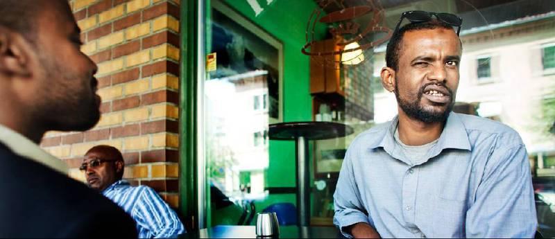 Yussuf Abdillahi Abdi og Gullad Mahammad Ali fra Somalia fikk oppholdstillatelse i Norge i 2003. De mener situasjonen er for farlig i hjemlandet til å returnere asylsøkere.