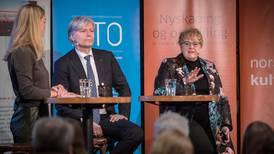 Lederdrama om Grande og andre topper i Venstre – kaotisk innspurt i maktkamp