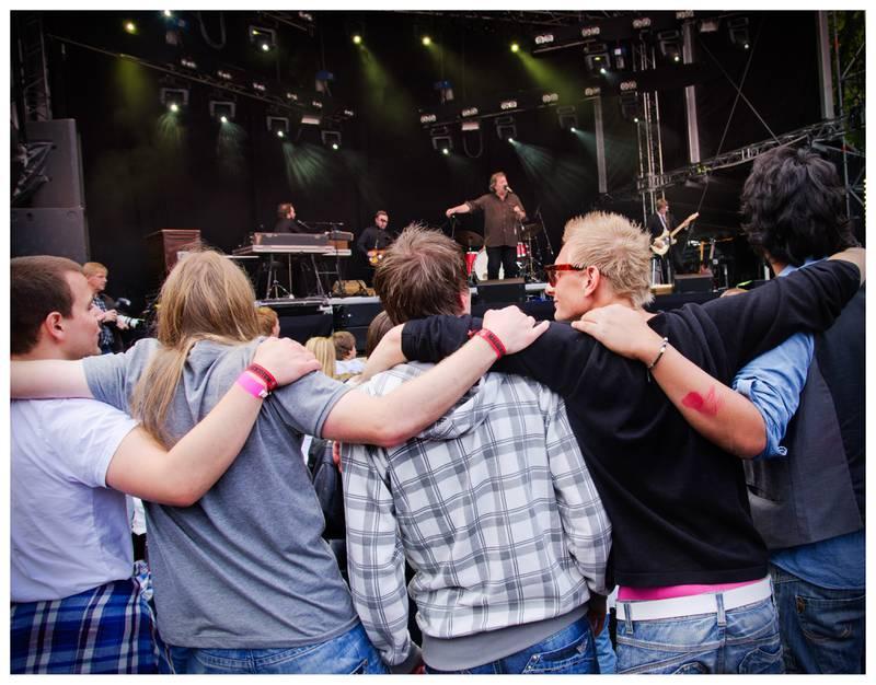 Eidsvåg-konsert 2011 Malakoff