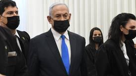 Korrupsjonstiltalt Netanyahu nekter straffskyld