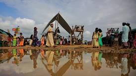 Sju drept i skyting i rohingya-leir