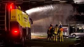 Gammelt brannskum forurenser flyplasser