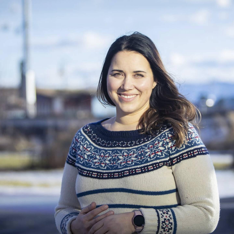 Charlotte Veland Hoven, 1.kandidat for KrF i Hedmark og Oppland