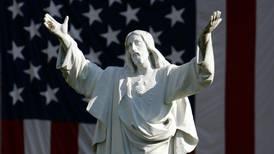 Hærverk på kristne statuer i USA