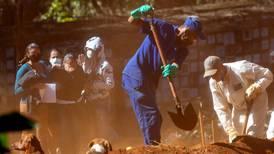 Fortsatt høye koronadødsfall i Sør-Amerika