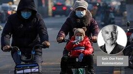 Overgrep overskygger Kinas suksesser