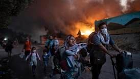 Utsatt reise for «Moria-flyktningene»: – Dreier seg om et smitteutbrudd