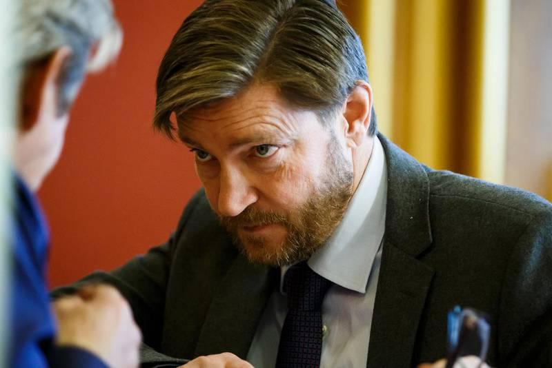 Christian Tybring Gjedde, stortingsrepresentant