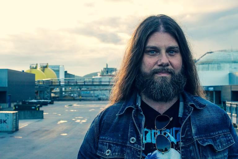 Jacob Holm-Lupo, forfatter og musiker med bachelor i religionshistorie