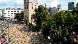 Norges Kristne Råd (NKR) oppfordrer alle landets menigheter til felles markering av 22.juli