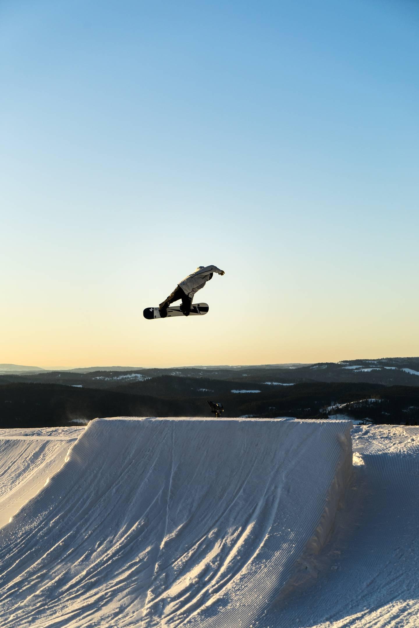 SNOWBOARD: Terje Håkonsen er en av Norges mest kjente snowboardkjørere gjennom tidene. Nå hever han stemmen for å sikre at andre idrettsutøvere kan gjøre det samme.