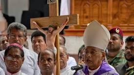 Srilankisk kardinal: – Angrepene var en fornærmelse mot menneskeheten
