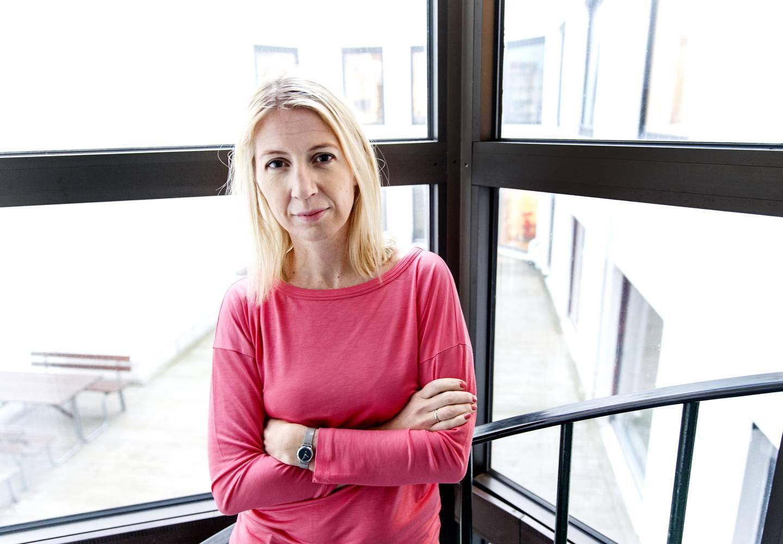Oslo, Norway 20160106. Mina Gerhardsen,generalsekretær i Actis. Actis arbeider for å redusere skadene ved bruk av alkohol, narkotika og pengespill. Foto: Gorm Kallestad / NTB