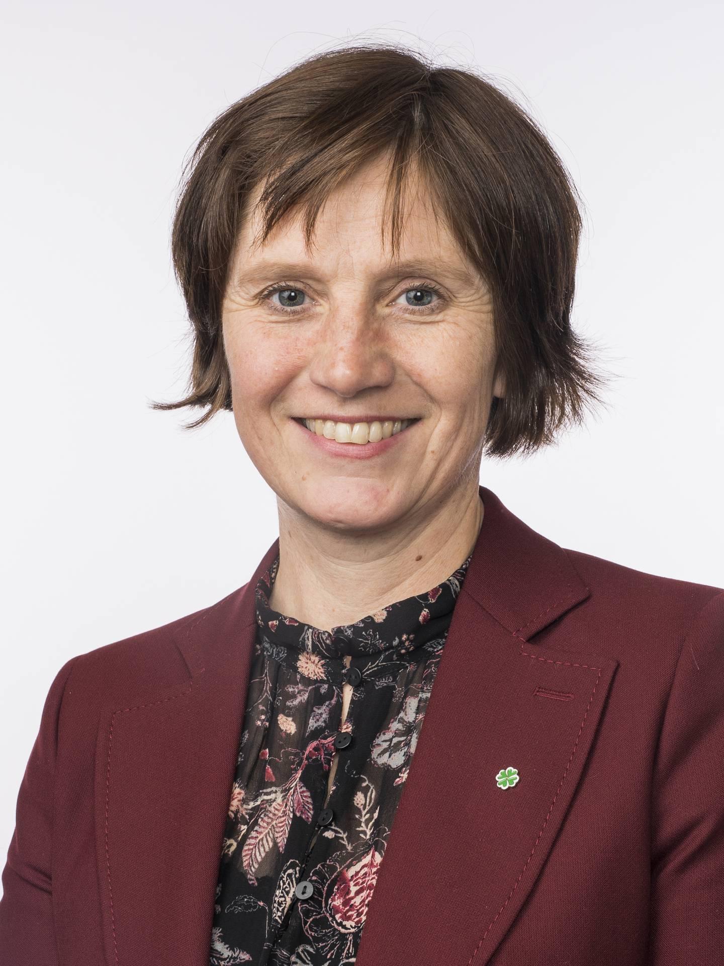 Kjersti Toppe, Senterpartiet, Hordaland