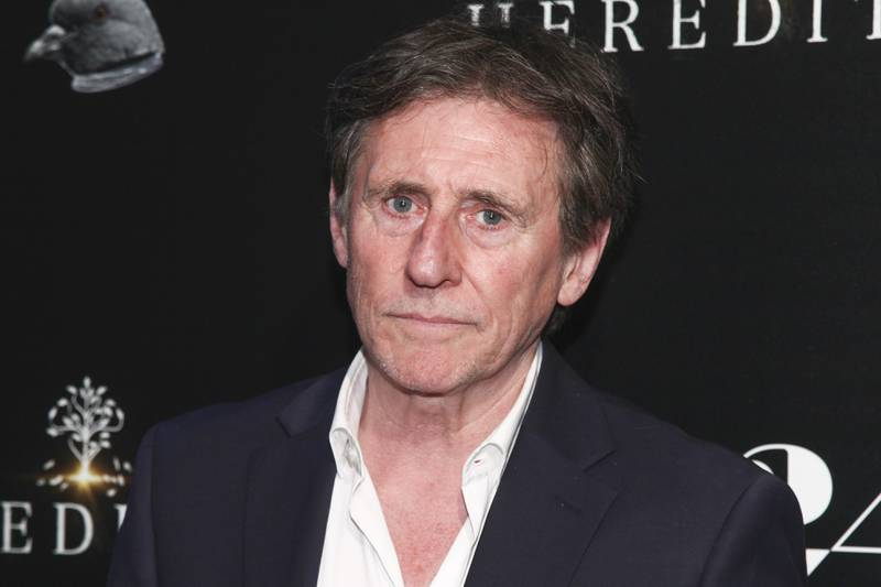 """Gabriel Byrne attends a special screening of """"Hereditary"""" at Metrograph on Tuesday, June 5, 2018, in New York. (Photo by Andy Kropa/Invision/AP)"""