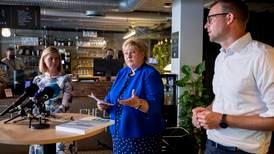Venstre og KrF vil stoppe budsjettstøtten til Human Rights Service