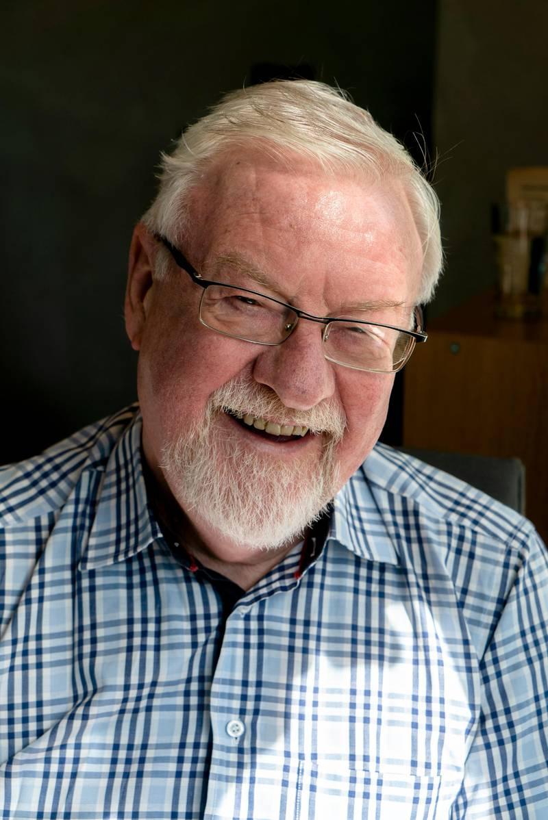Ole Christian M. Kvarme, biskop emeritus