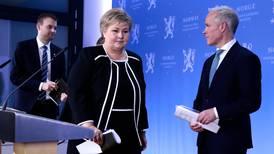 Regjeringens krisepakke: Agenda savner omsorg for lavtlønte