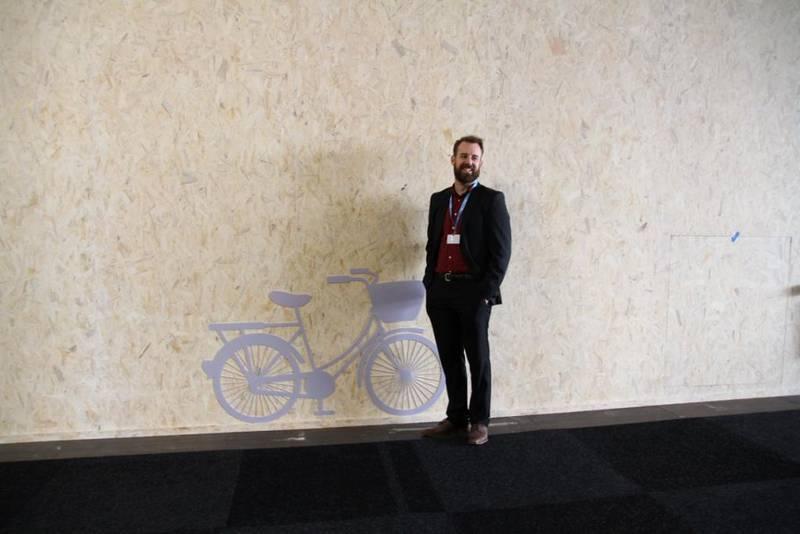 Jeff Buhse, Ungdomsrepresentant for Nord-Amerika (Canada) i Det Lutherske Verdensforbund