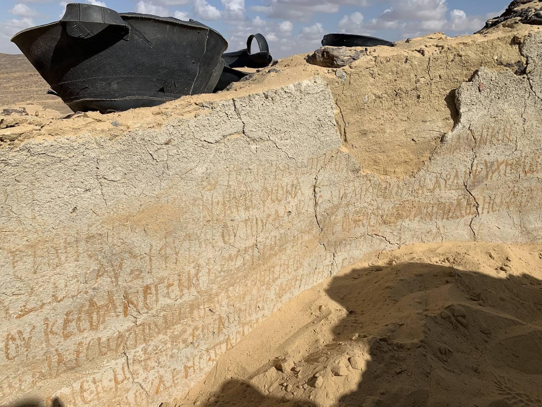 MF-professor Victor Ghica har ledet utgravningsarbeidet i Bahariya-oasen i den vestlige ørkenen i Egypt, der det som trolig er verdens eldste kloster, nå er gravd fram. Ghica sier funnene endrer vår forståelse av den tidlige kristendom.