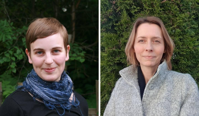 Sara Moss Fongen og Kjerstin Jensen, debatt