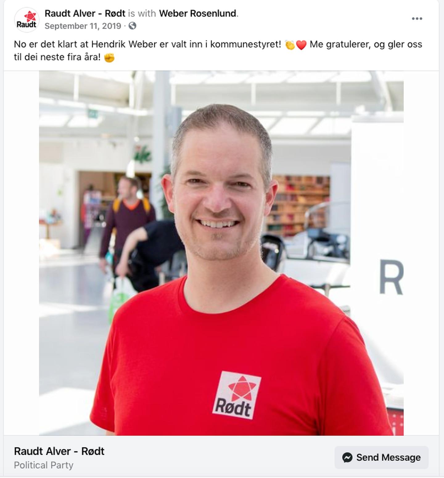 Hendrik Weber