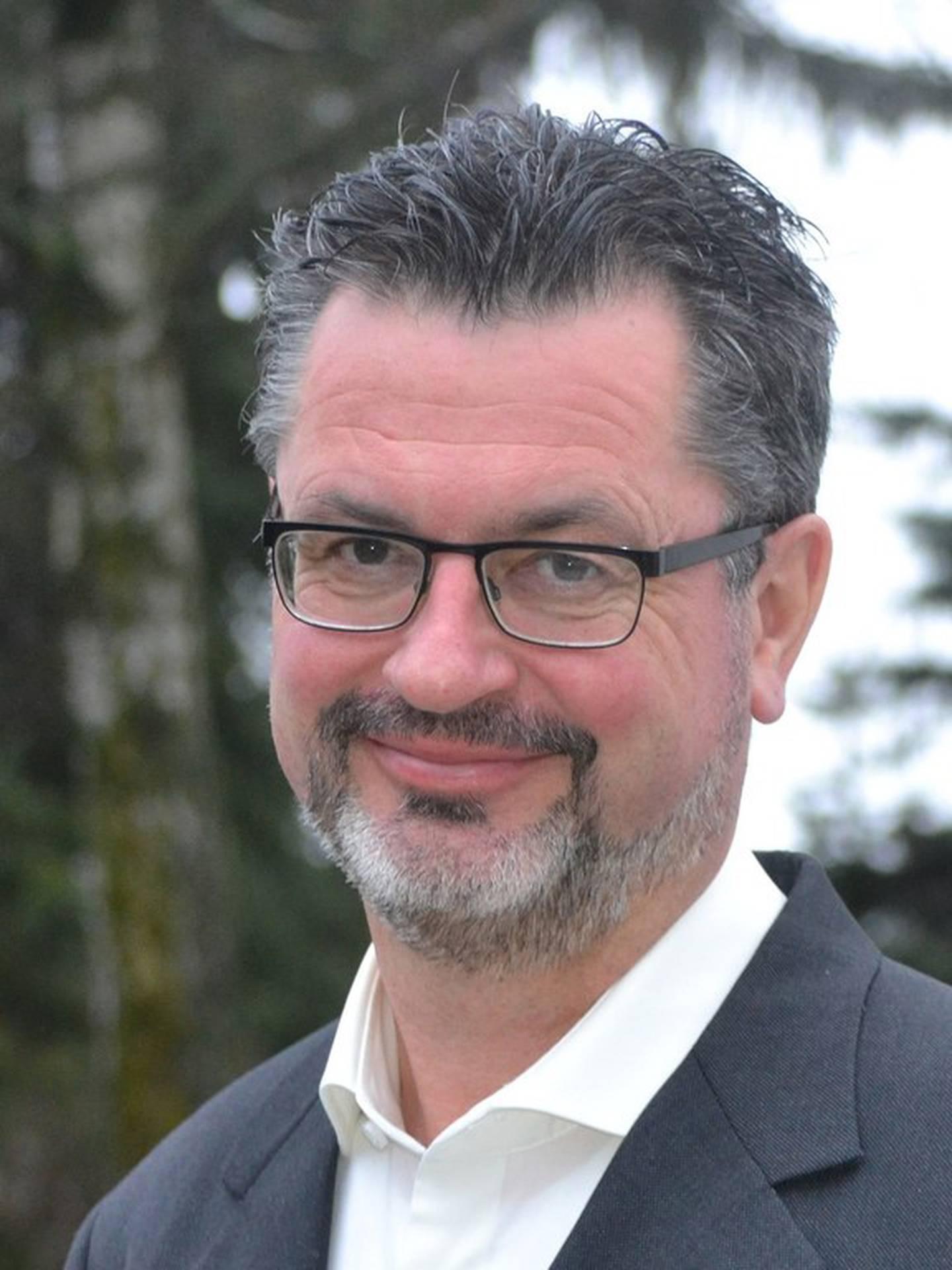 Hans Rossiné er redaktør i St. Olav kirkeblad.