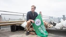 Ferdig som leiar i Unge Venstre