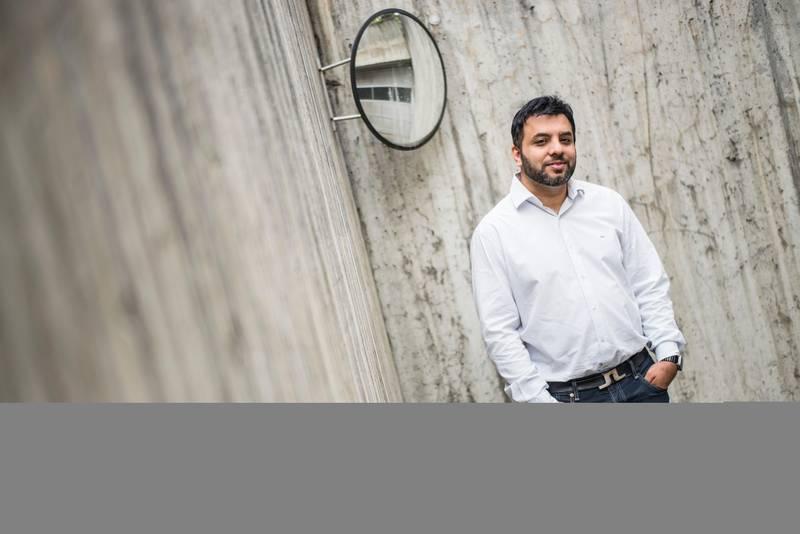 Ali Arshad Jamil. Islamic Cultural Centre (ICC)