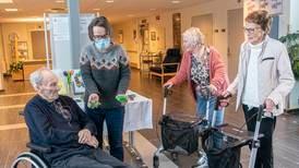 Sykehjemsbeboer: – Eneste aktivitet er å spise