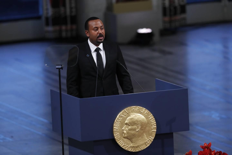 Mange etiopiere og omverdenen hadde store forhåpninger til statsminister Abiy Ahmed, som i 2019 ble tildelt Nobels fredspris. I dag anklages han for autoritært styre og grove brudd på menneskerettighetene, først og fremst i Tigray-regionen. Foto: Terje Bendiksby / NTB