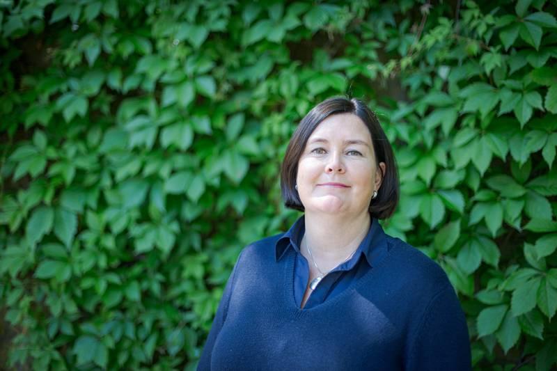 Ingrid Rosendorf Joys, St. Olavs forlag gir ut pavens miljøencyklika (Laudato Si) på nytt.