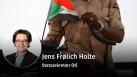 Langvarig norsk engasjement i Sør-Sudan