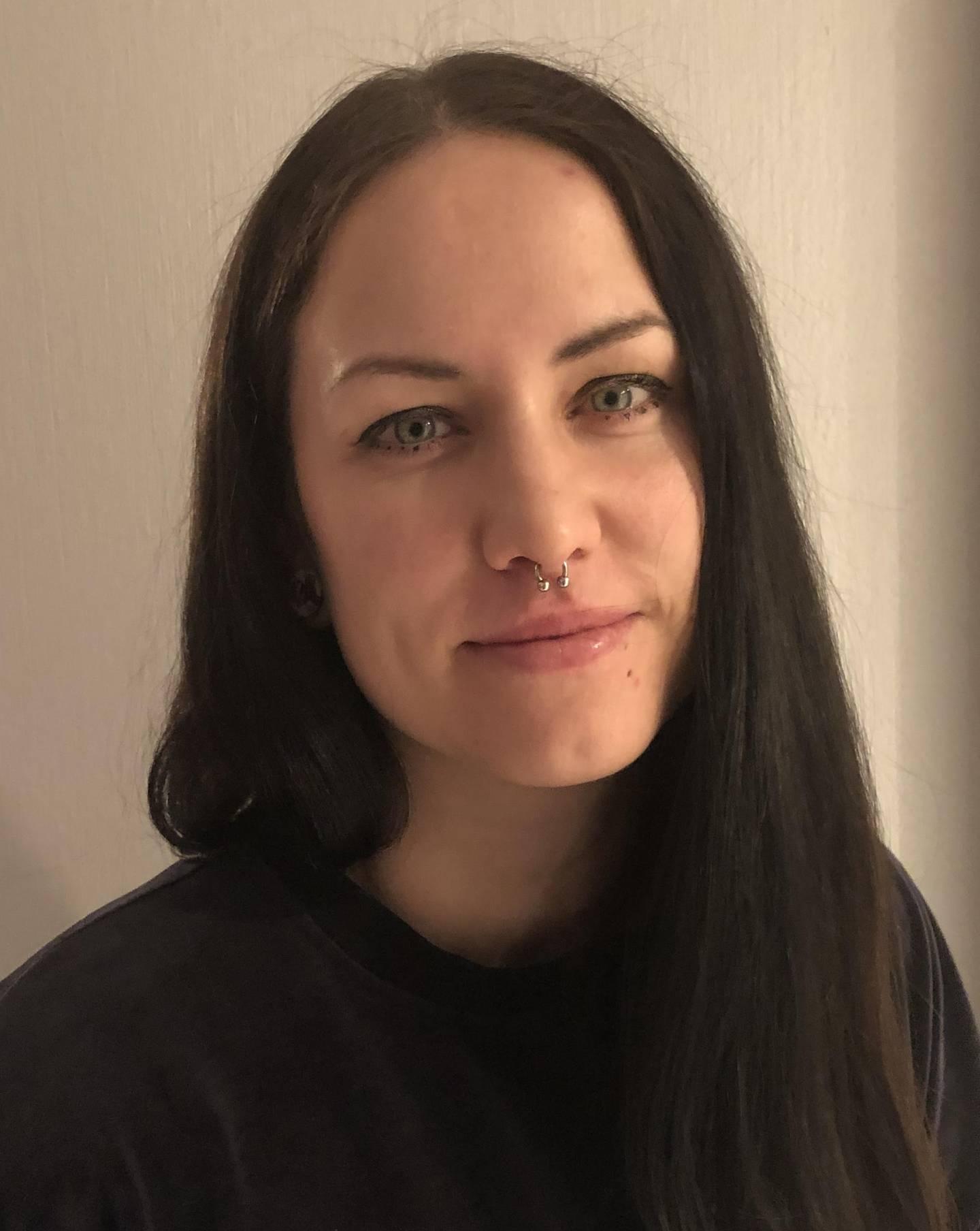 Madeleine Nor, kristen og frivillig i NOAH