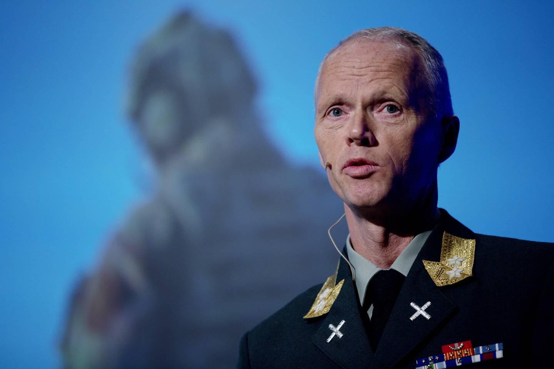 Tidligere sjef for Hæren, Robert Mood, ber Norge ta ansvar for alle lokale som har jobbet for de norske styrkene i Afghanistan. Foto: Stian Lysberg Solum / NTB