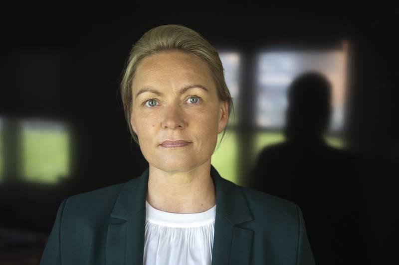 INFORMASJONSANSVARLIG: Styreleder og informasjonsansvarlig Berit Hustad Nilsen i BCC mener Ben van Wijhe er ute etter medieoppmerksomhet.