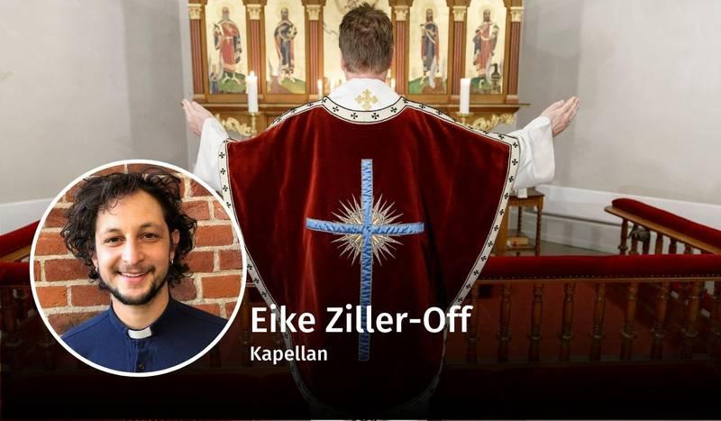 Eike Ziller-Off, kvinneprestmotstand, debatt