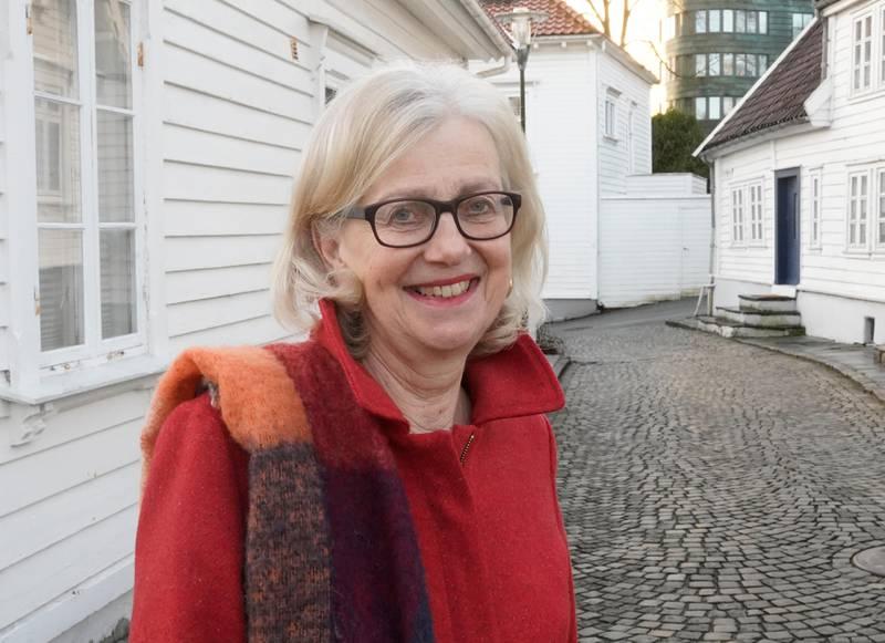 Bjørg Tysdal Moe