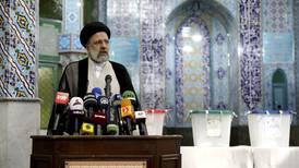 Skuffende iransk valg