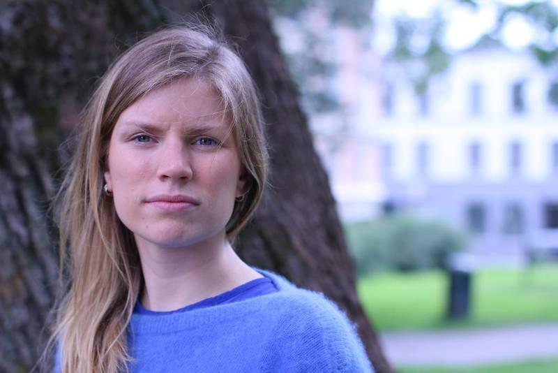 Inga Marie Nymo Riseth, leder i Studentenes og akademikernes internasjonale hjelpefond.
