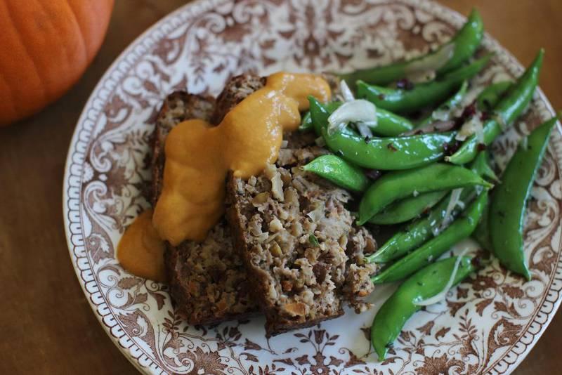 Hva med en havrestek og bønner til middag? Veganere spiser hverken kjøtt, egg eller melke-produkter.
