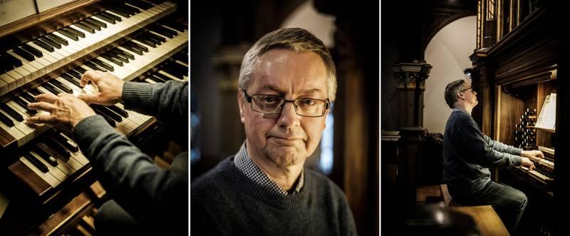Halgeir SchiagerNorsk organist, arbeider nå i Sofienberg kirke.