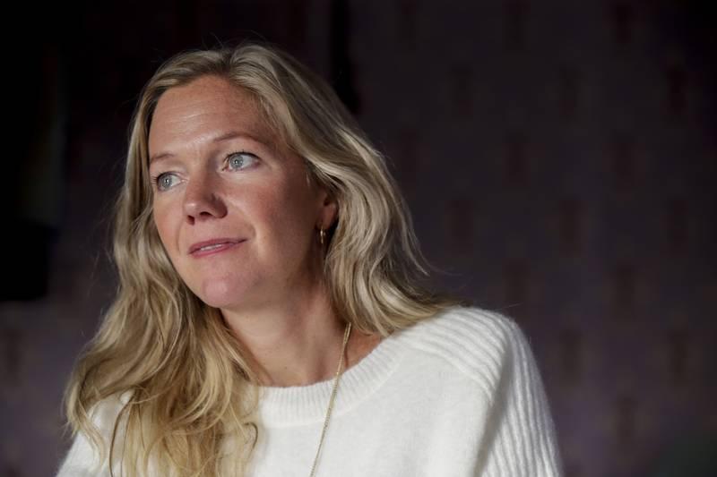 Forfatter Maja Lunde. Foto: Vidar Ruud / NTB