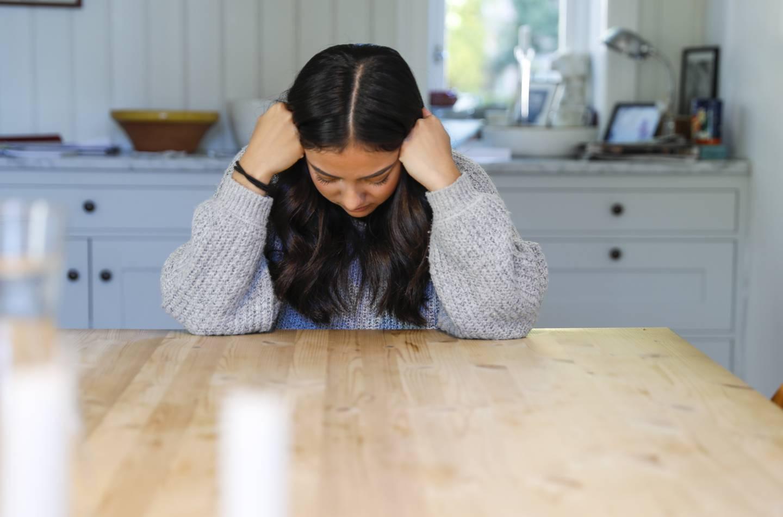 BARN: Covid-19 har ført til at flere sliter med psykiske helseproblemer.