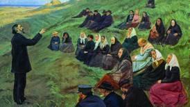 Skagen-malerne malte alt, bortsett fra det religiøse livet. Anna Ancher var annerledes