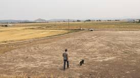 USAs vestkyst rammet av historisk tørke