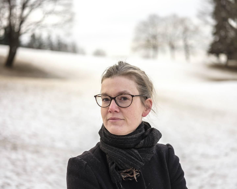 Julie Rongved Amundsen, redaktør for scenekunst.no.